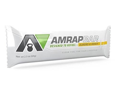 AMRAP BAR Almond & Honey