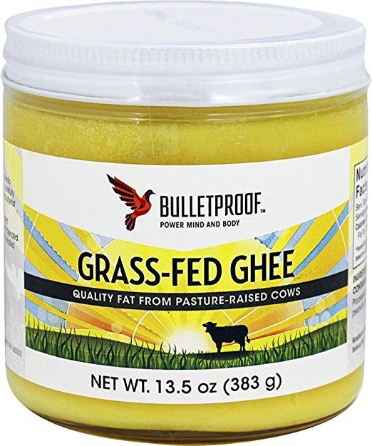 BulletProof Grass-Fed Ghee