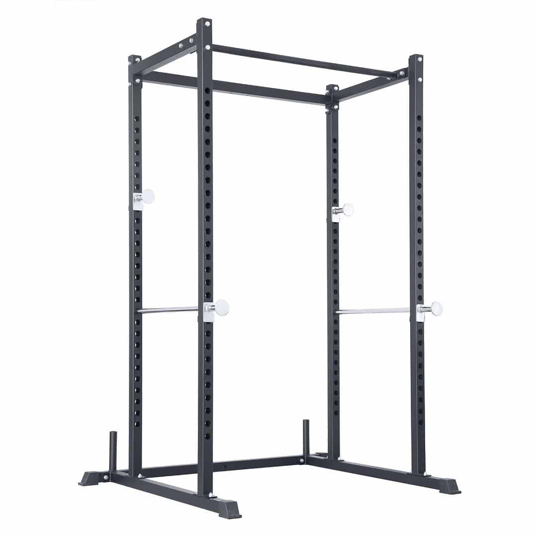 Atlas Power Rack Squat Deadlift Cage with Bench Racks