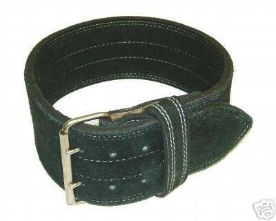 Ader Leather PowerLifting Weight Belt