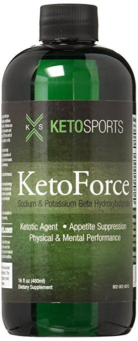 KetoSports KetoForce Dietary Supplement