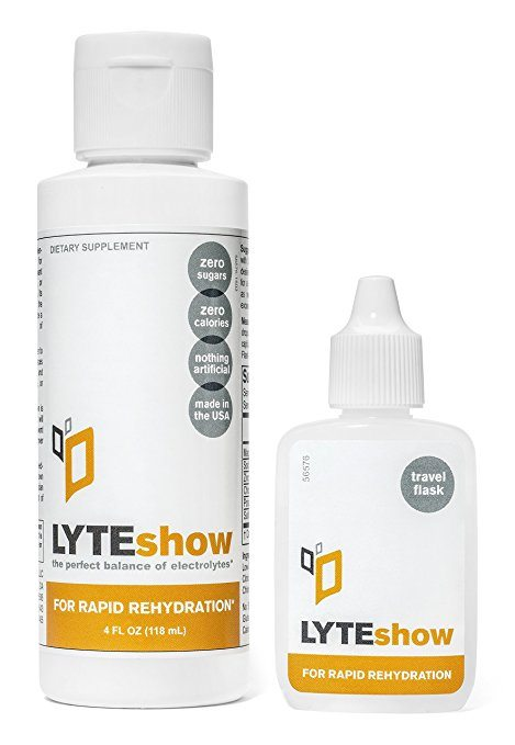LyteLine's LyteShow Electrolyte Concentrate