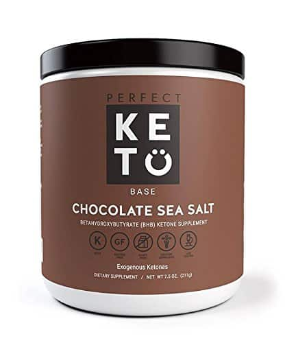 Perfect Keto Base Exogenous Ketone Supplement
