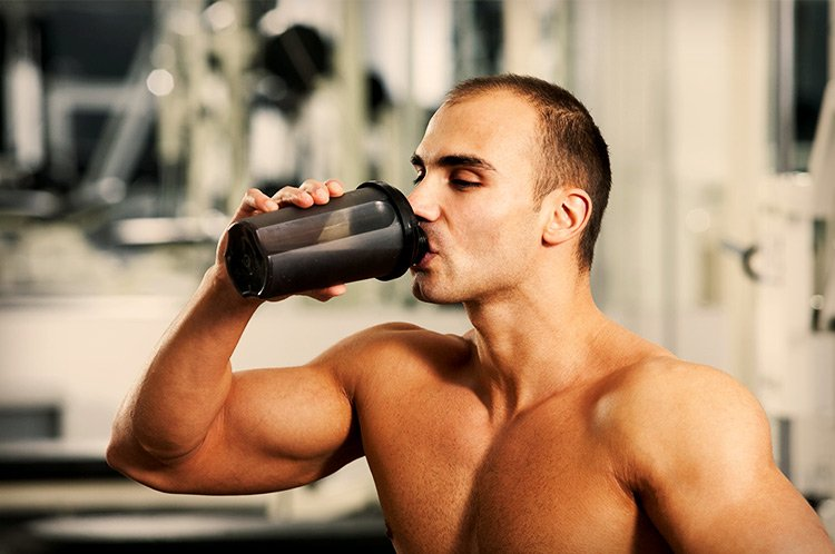 drink after workout