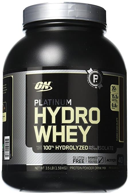 Optimum Nutrition Platinum Hydrowhey Protein Powder