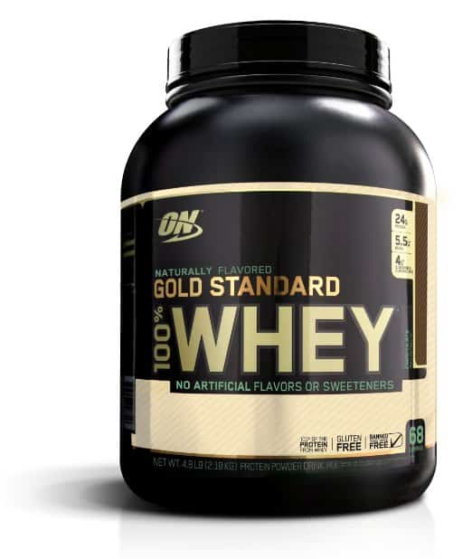 Optimum Nutrition Whey Protein Powder Gold Standard