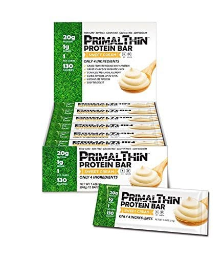 Primal Thin Protein Bars