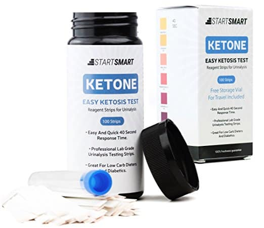 StartSmartKetone Test Strips
