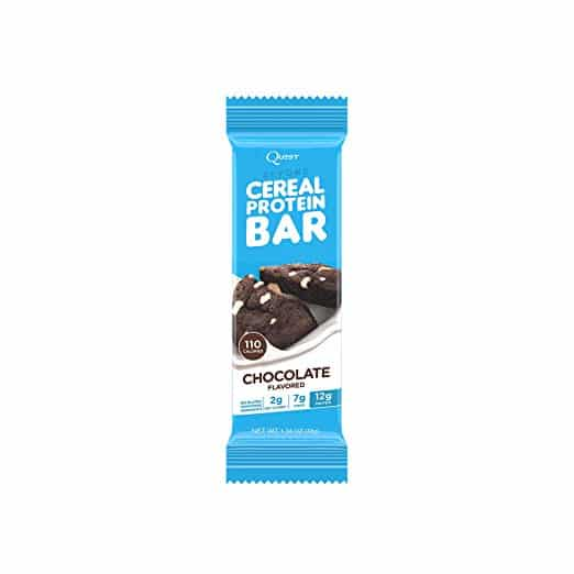 Beyond Cereal Protein Bar Chocolate Flavor