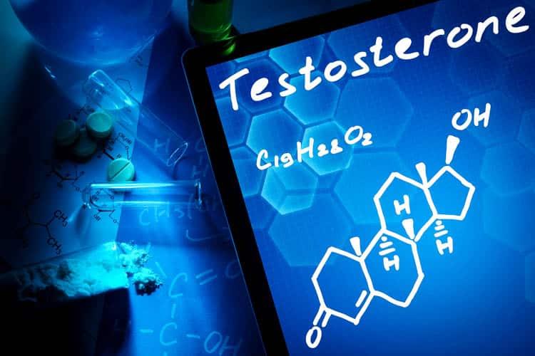 Bioidentical Testosterone structure