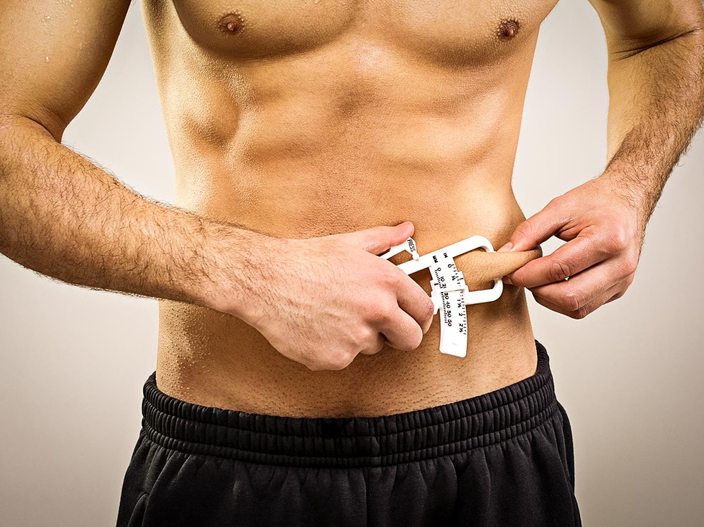 body fat percentage measurement
